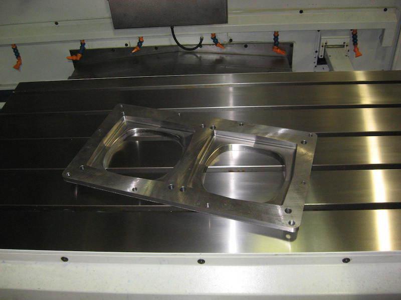 CNC Cut Iron
