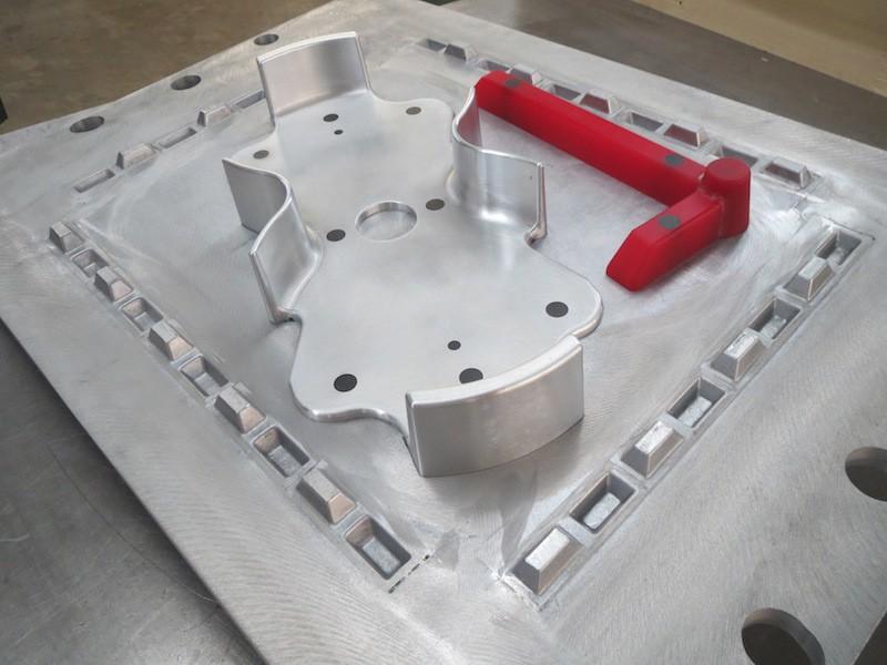 Aluminum Matchplate